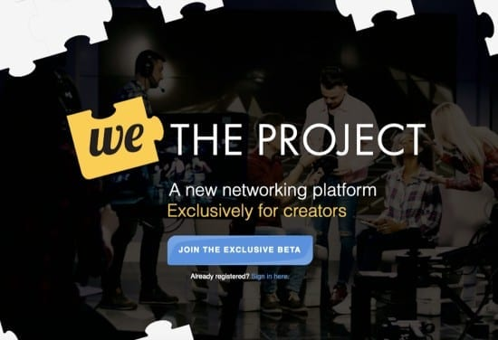 we the project