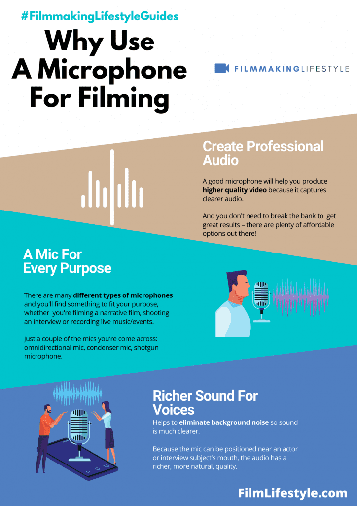best mics for filming